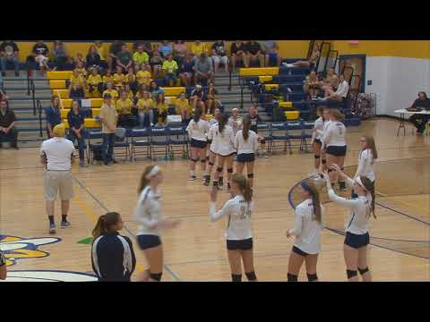 Knoch vs Freeport Girls Varsity Volleyball