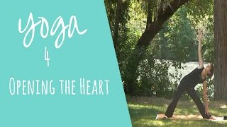 10 Minutes Yoga For Opening Heart
