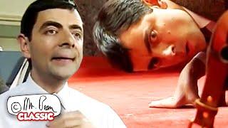 အရှည်ဆုံးဘောင်းဘီ   Mr Bean ကိုရယ်စရာကောင်းသောကလစ်များ ဂန္ထဝင် Mr Bean