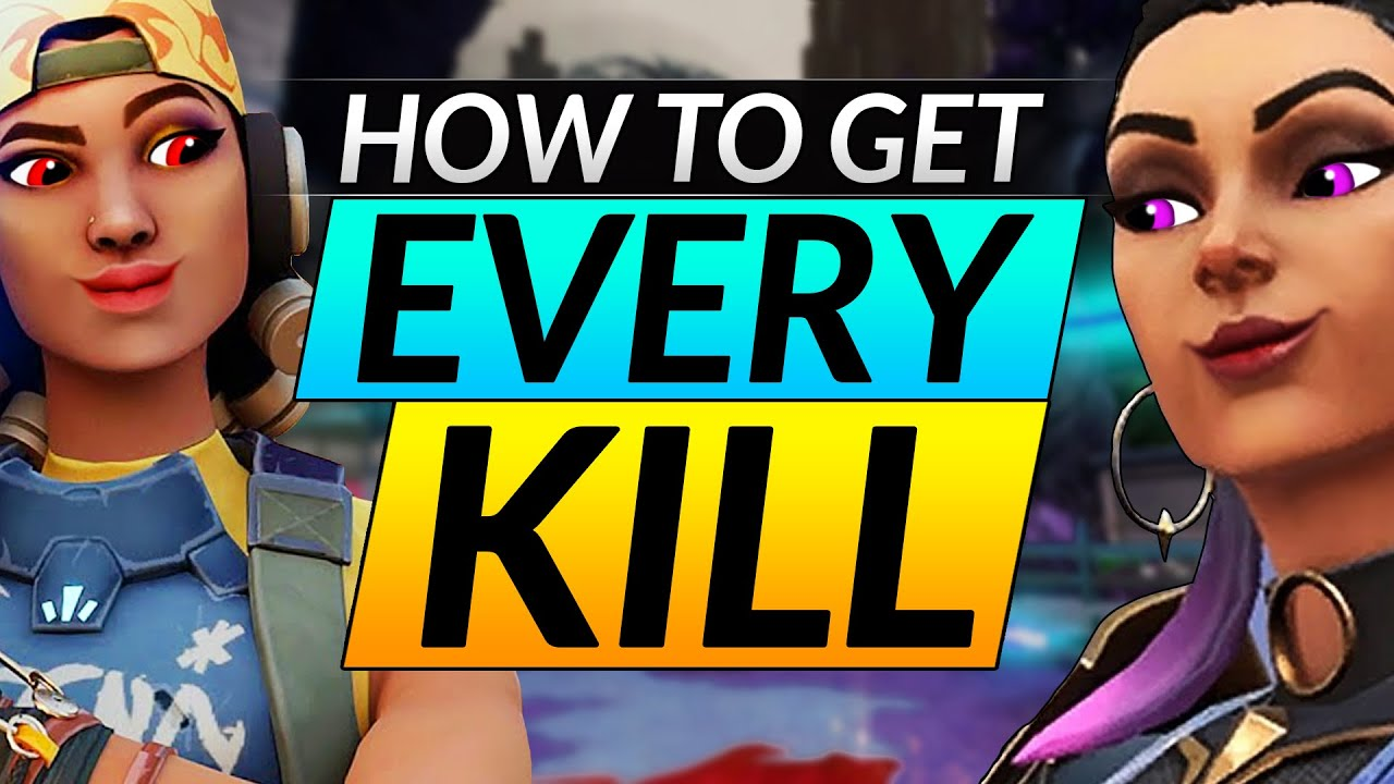 How to ALWAYS FINISH FIRST with SMART GUN PLAY - Aim and Weapons Tips - Valorant Guide