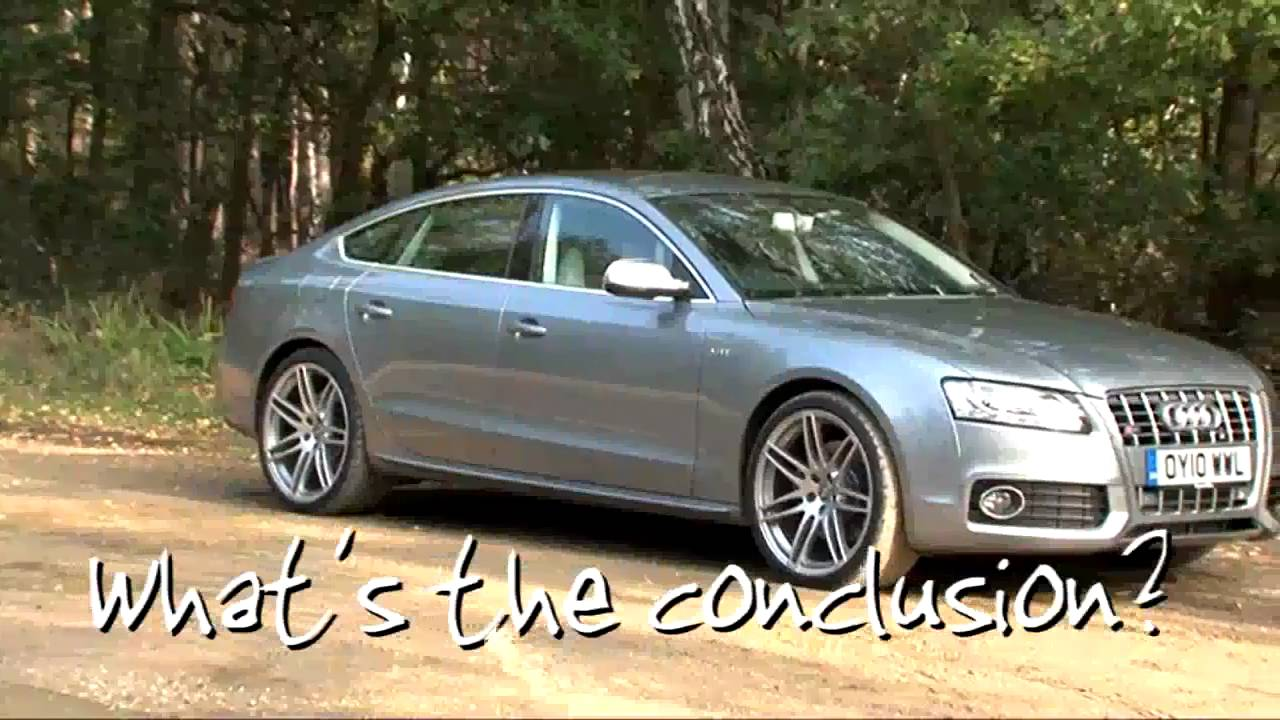 fifth gear web tv audi s5 sportback youtube. Black Bedroom Furniture Sets. Home Design Ideas
