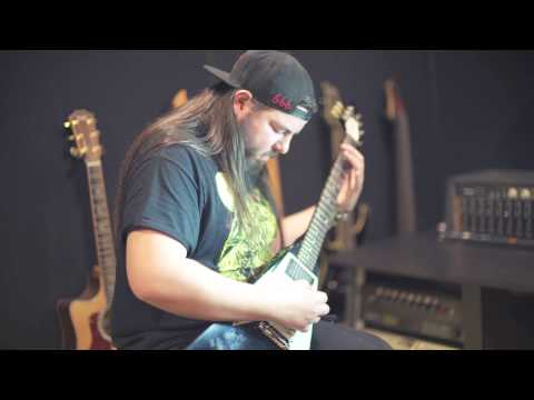 Brokenhead - Endless Terror (studio playthrough @Conatus Studios, 2016)