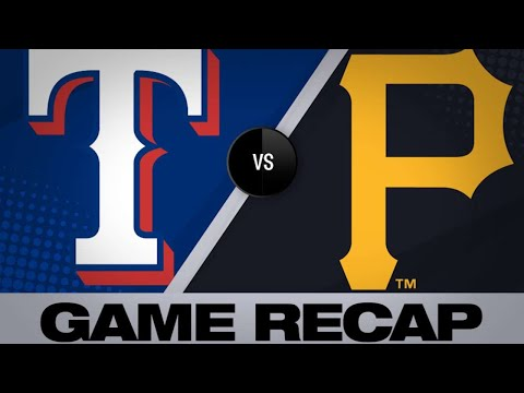 Sports Wrap with Ron Potesta - Pirates Fall To Rangers