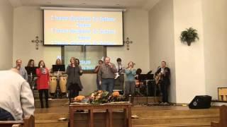 Video Praise and Worship Service: Tragedy, Psalm 46 download MP3, 3GP, MP4, WEBM, AVI, FLV Desember 2017