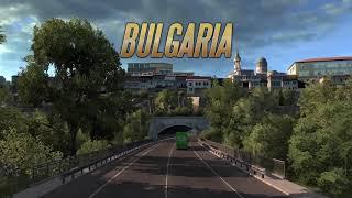 Euro Truck Simulator 2: Road to the Black Sea — трейлер анонса