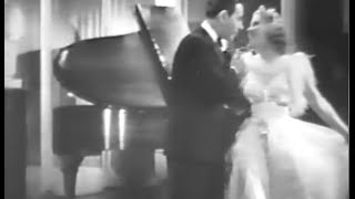 George Raft and Grace Bradley dance to Would There Be Love in Stolen Harmony 1935