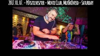 Dj Szecsei 2017.01.07. - Pótszilveszter - Movie Club, Mezőkövesd - Saturday
