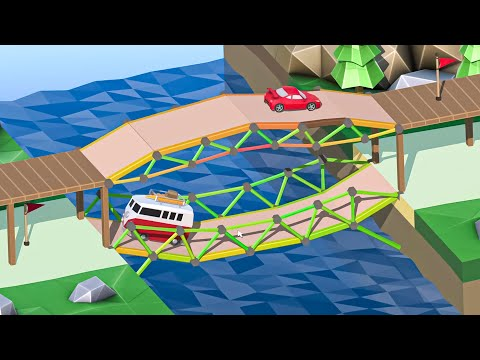 Paluten baut Brücken