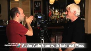 Canon EOS HD Video Tutorials: Single System Sound