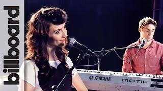 Karmin Perform 'Pumped Up Kicks' Billboard Live Studio Session thumbnail