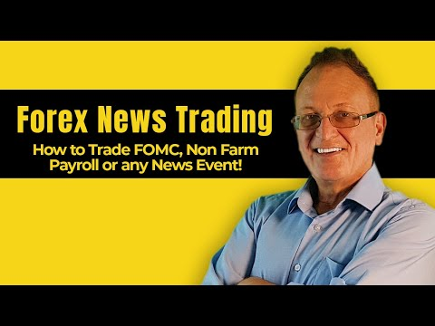 How to trade Non Farm Payroll, PMI, and FOMC Part 3