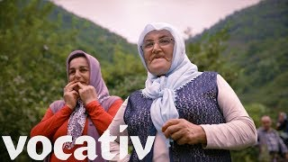 The Turkish Villagers That Don't Speak, But Whistle
