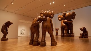 Art This Week-At The Modern-KAWS: WHERE THE END STARTS-KAWS interview