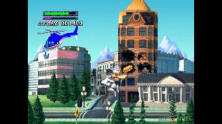 Rampage 2: Universal Tour - Gameplay PSX / PS1 / PS One / HD 720P (Epsxe)