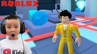 JAILBREAK Diamond Heist Roblox Gameplay CKN Gaming