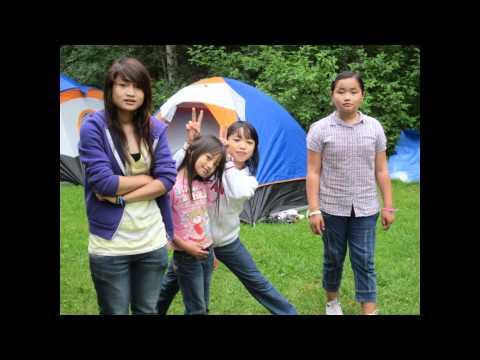 karen childre in ottawa  camping.