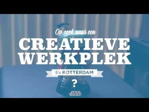 Creative Office Space - Rotterdam