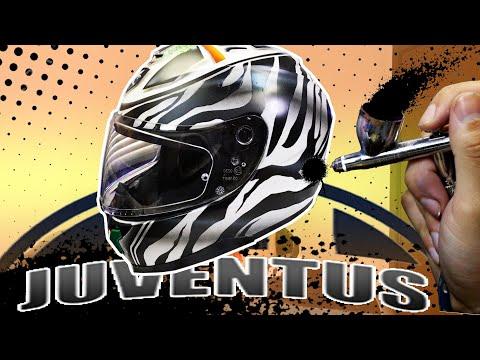 Helmet Aerography JUVENTUS?