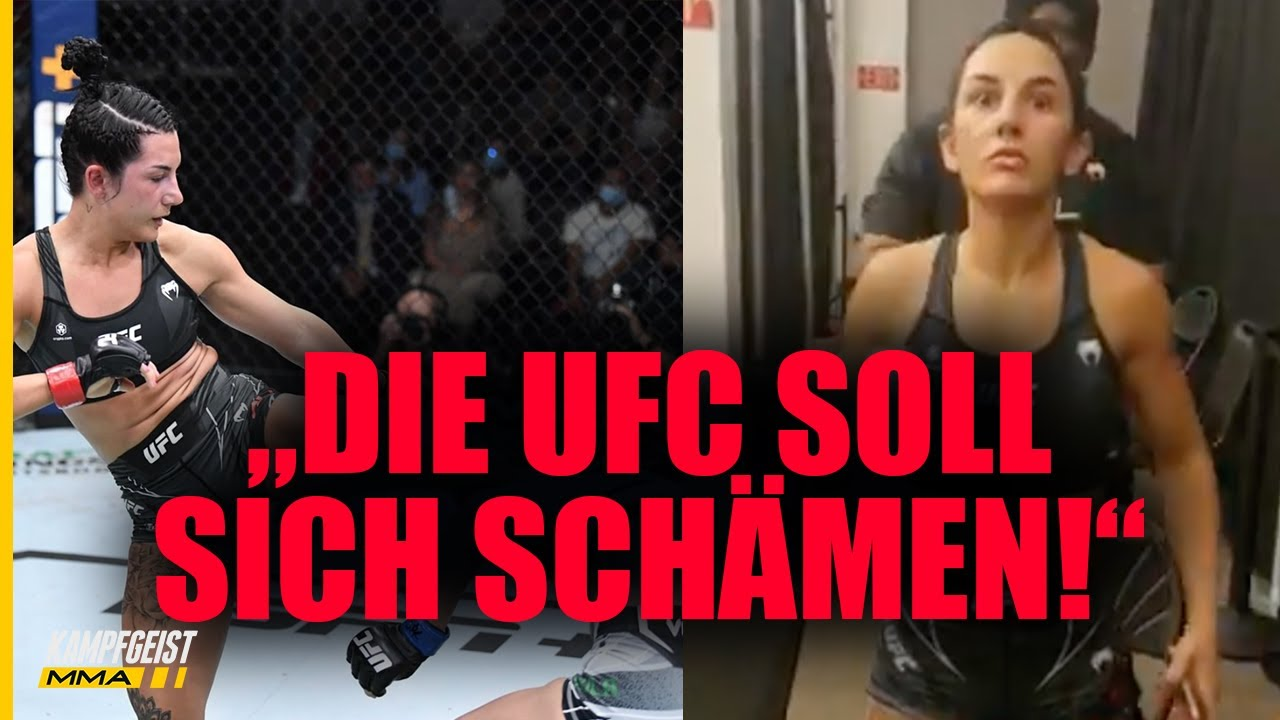 UFC kassiert HEFTIGE KRITIK wegen Social Media Post!