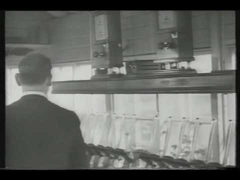 1930s LMS Film (Sentinels of Safety) - Absolute Block and Semaphore Signalling - Part 1