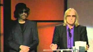 George Harrison : Hall of Fame Video and speech by Tom Petty & Jeff Lynne