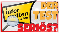 Interwetten Test - Seriös oder Betrug