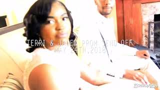 Jalen & Terri Prom Send Off  Directed by KC Cre8s: Films - Sunday May 24, 2018