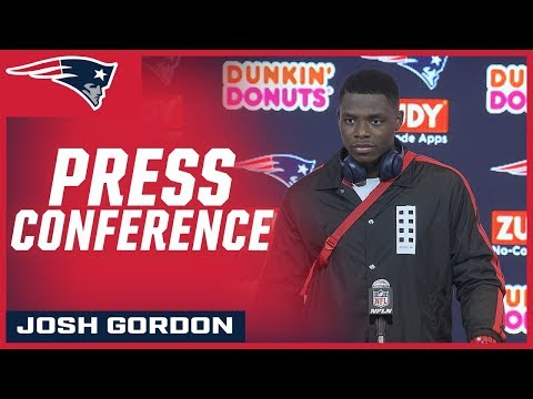 Josh Gordon on Tom's poise during team's game-winning drive