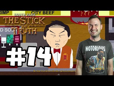 South Park: The Stick of Truth (29/6/17) - #14 - Mongolian Beef