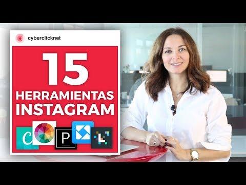 15 Herramientas y Apps de Marketing para Instagram