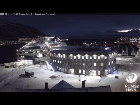 Tromsø Havn KF - Livestream Prostneset