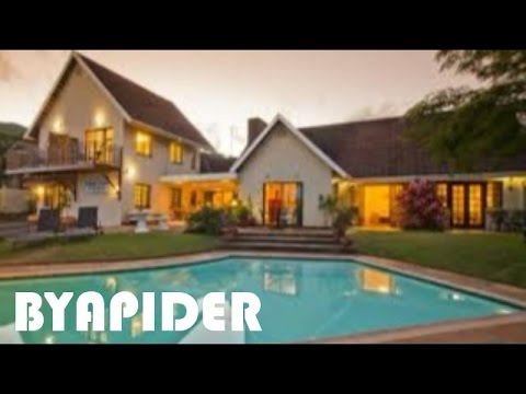 Ab De Villiers house From Inside & Outside Photos!!!