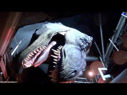 Jurassic Park The Ride (Final Ride) Universal Studios Hollywood