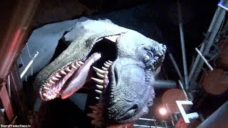 Jurassic Park The Ride (Final Ride) Universal Studios Hollywood