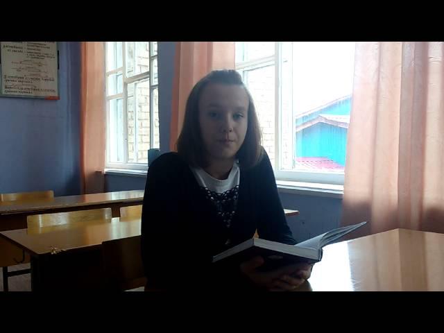Изображение предпросмотра прочтения – НатальяХабибуллина читает произведение «Мы рядом шли, но на меня...» И.А.Бунина