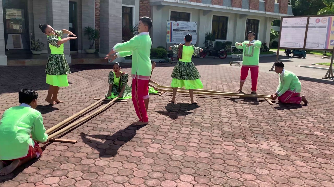Tinikling-  ALAB DANCE TROUPE  (1st Runner Up  8th National Performing Arts Festival)