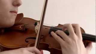 Sergei Prokofiev - Violin Concerto #1 - I.Andantino