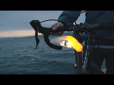 Blinkers: The ultimate bike light Indiegogo 2017