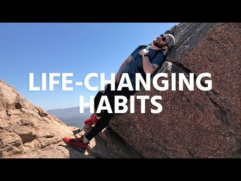 5 habits that changed my life in 120 days