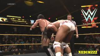 Adrian Neville vs Bo Dallas Highlights HD-NXT 3/27/2014