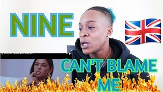 Nines | Can't Blame Me [Music Video]: SBTV REACTION VIDEO | KINGTV VLOGS