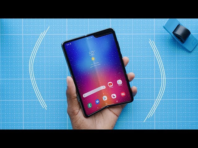 Samsung Galaxy Fold Review: We Gotta Talk!