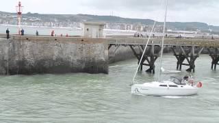 Balade en bateau au Tréport (Seine-Maritime - 76)