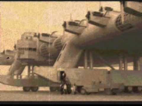 Russian gigant bomber Kalinin K 7