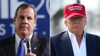 Trump Got His NJ Tax Bill Reduced After Christie Donation