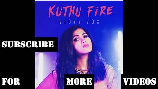 KUTHU FIRE karaoke with lyrics...