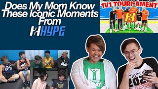 Does My Mom Know These Iconic Moments From 2Hype?!