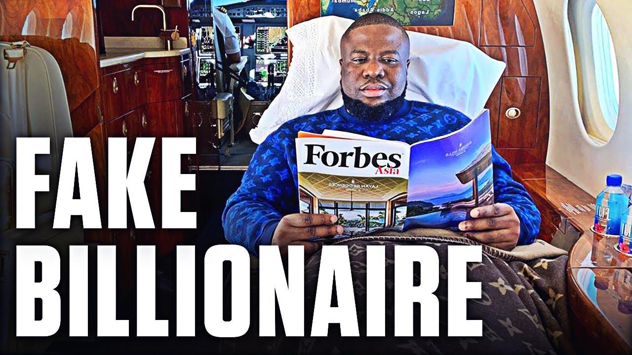 "The Fake Nigerian Billionaire ""Hushpuppi"""