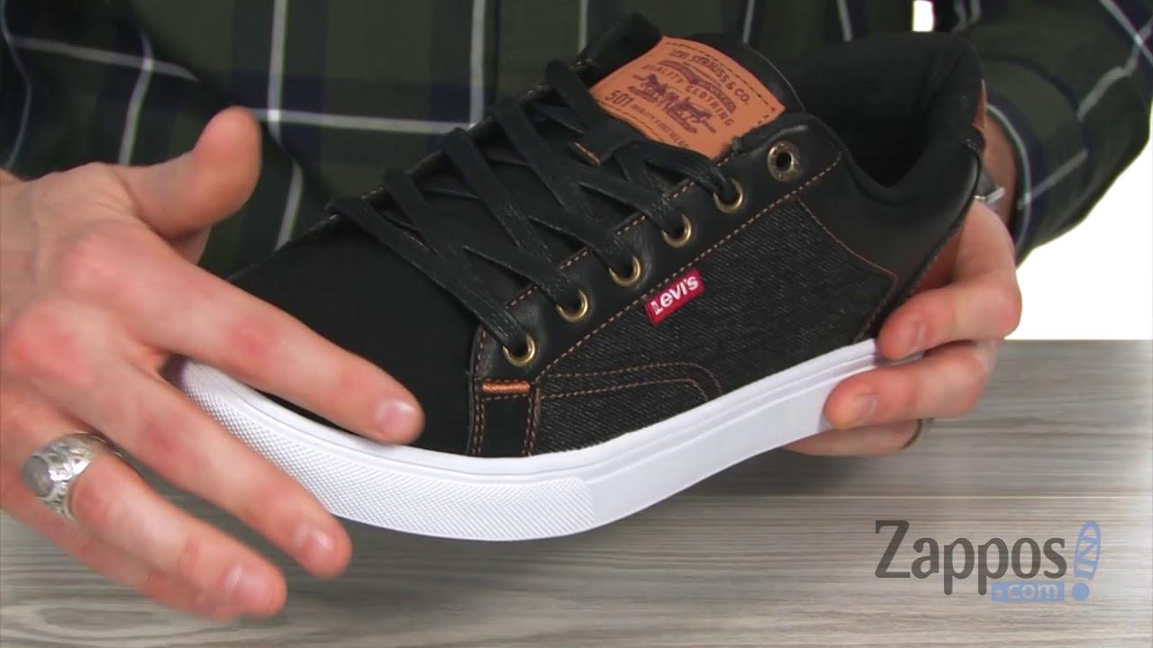 43404bda Levi's® Shoes Jeffrey 501 Denim | Zappos.com