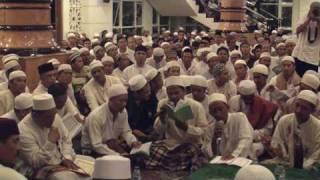 Qasida Burda - Mawlid in Jakarta, Indonesia